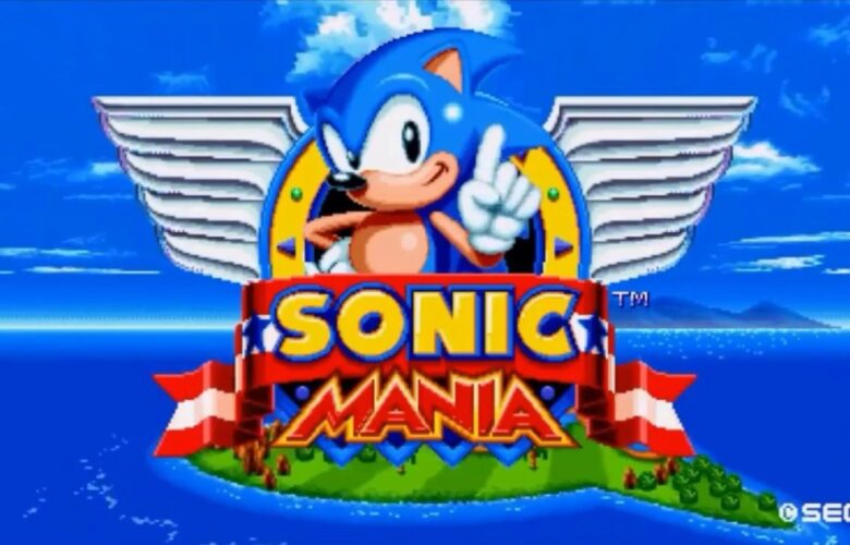 sonic mania download pc