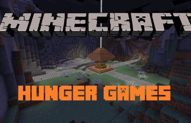 minecraft hunger game download full