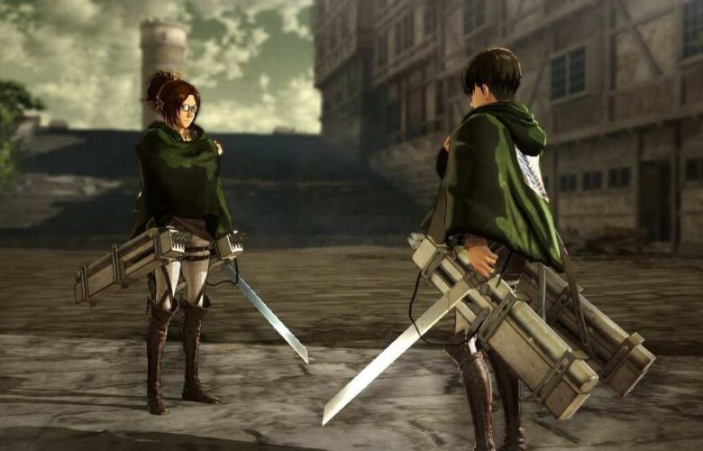attack on titan wings of freedom download free