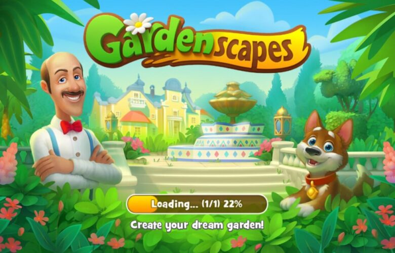gardenscapes download free full