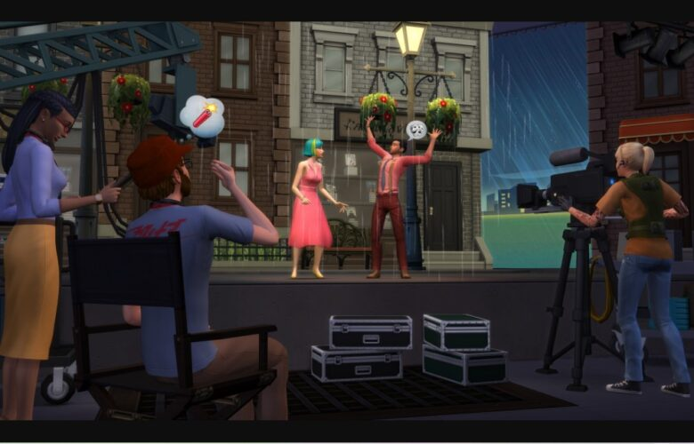 sims 4 get famous download free
