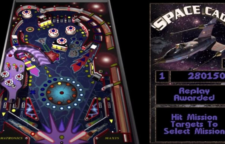 3d pinball space cadet download free