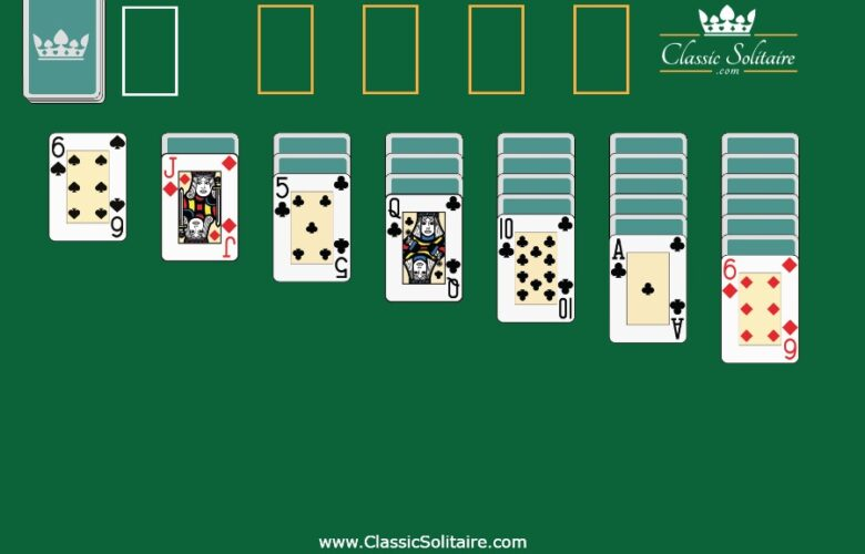 free classic solitaire games no download free