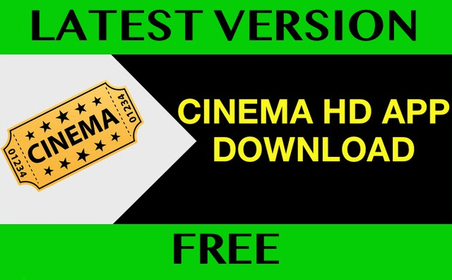 Download Cinema HD APK for Android,PC&iOS Updated Version
