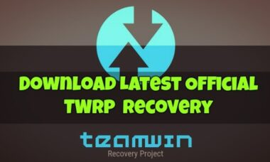 TWRP Recovery Apk Download